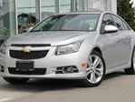 2014 Chevrolet Cruze LTZ | One Owner | No Accidents | RS Appearance Package | Remote Start in Kamloops, British Columbia