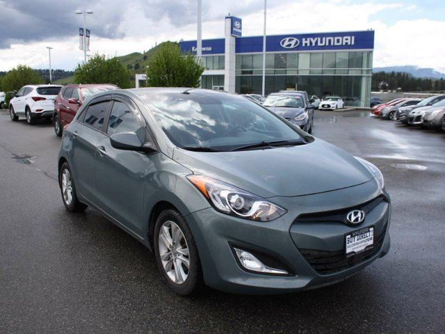 2013 hyundai elantra gls 4dr hatchback kelowna british. Black Bedroom Furniture Sets. Home Design Ideas
