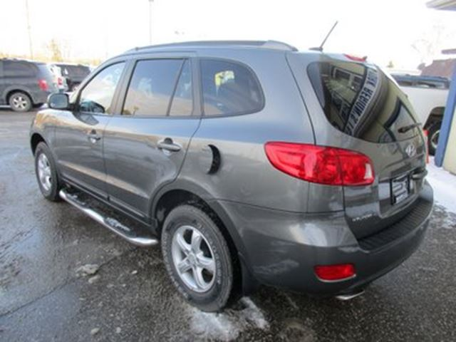 2009 hyundai santa fe loaded gls edition 5 passenger 3 3l. Black Bedroom Furniture Sets. Home Design Ideas