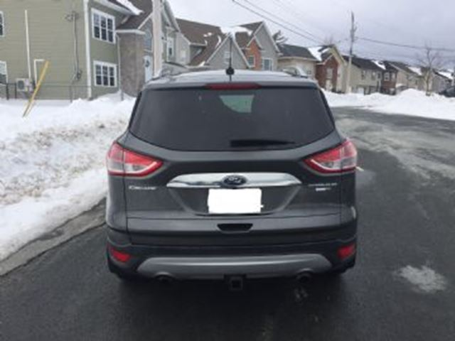 2016 ford escape titanium awd mississauga ontario used car for sale 2667681. Black Bedroom Furniture Sets. Home Design Ideas