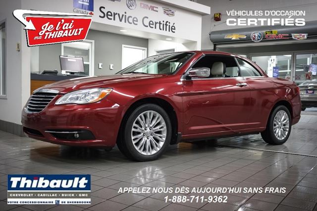 2012 Chrysler 200 Limited in Sherbrooke, Quebec