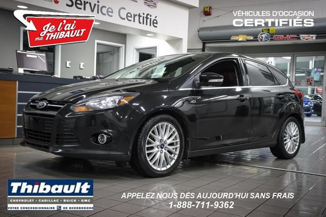 2013 Ford Focus Titanium in Sherbrooke, Quebec