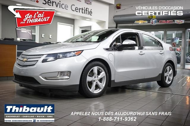 2014 Chevrolet Volt           in Sherbrooke, Quebec