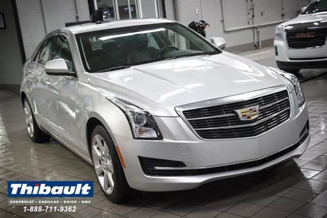 2015 cadillac ats standard awd sherbrooke quebec car for sale 2667477. Black Bedroom Furniture Sets. Home Design Ideas