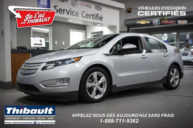 2015 chevrolet volt sherbrooke quebec car for sale 2667480. Black Bedroom Furniture Sets. Home Design Ideas