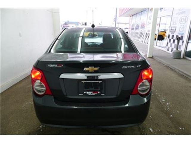 2015 chevrolet sonic lt auto edmonton alberta car for. Black Bedroom Furniture Sets. Home Design Ideas