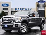 2015 Ford F-250 XLT 4X4  CREW  DIESEL  LOADED  $16K OPTIONS in Waterloo, Ontario