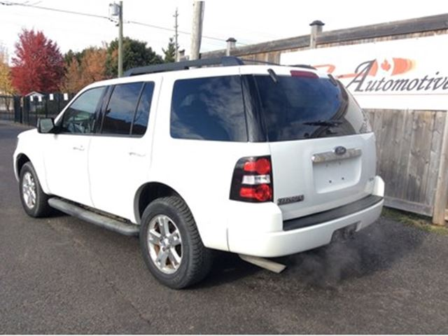 2010 ford explorer xlt ottawa ontario used car for sale 2668283. Cars Review. Best American Auto & Cars Review