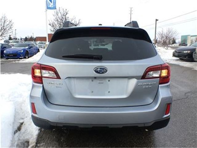 2015 subaru outback 3 6r w limited pkg mississauga ontario used car for sale 2668389. Black Bedroom Furniture Sets. Home Design Ideas