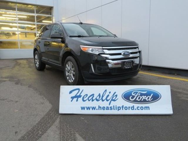 2011 ford edge limited v6 fwd hagersville ontario used car for sale 2668459. Black Bedroom Furniture Sets. Home Design Ideas