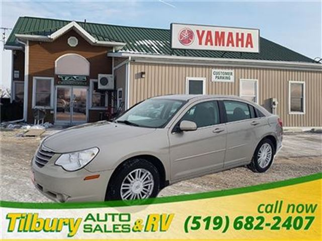 2008 CHRYSLER SEBRING Touring Certified, PreOwned Low KM in Tilbury, Ontario