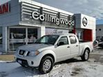 2016 Nissan Frontier SV 4X4 CC *SAVE vs NEW* in Collingwood, Ontario