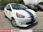 2015 Mitsubishi Mirage ES   ONE OWNER   BLUETOOTH in London, Ontario