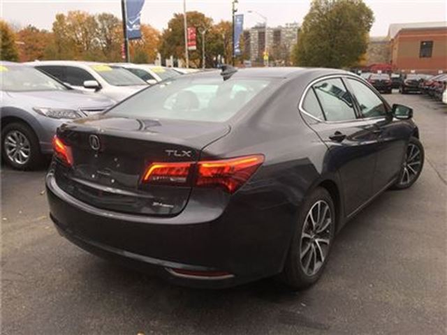 used 2016 acura tlx elite only5300kms over 9000off demo tint burlington. Black Bedroom Furniture Sets. Home Design Ideas