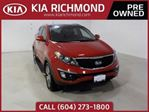 2015 Kia Sportage EX Luxury in Richmond, British Columbia
