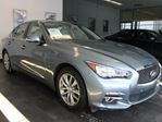 2014 Infiniti Q50 AWD/LANE DEPARTURE/BLIND SPOT WARNING/HEATED FRONT SEATS/NAVIGATION in Edmonton, Alberta