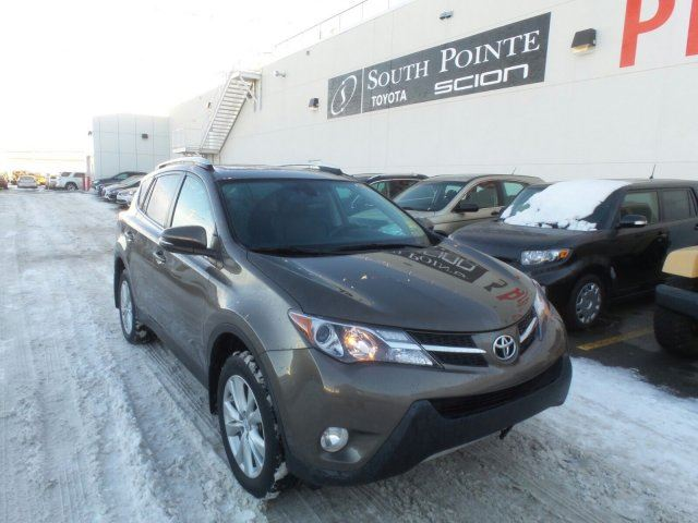 2015 toyota rav4 limited calgary alberta used car for sale 2668204. Black Bedroom Furniture Sets. Home Design Ideas