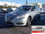 2013 Nissan Sentra SV! Balance Of The Factory Warranty! in Richmond, British Columbia