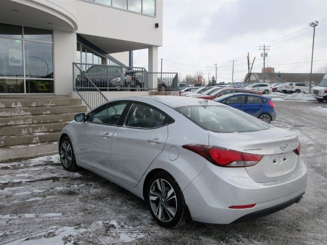 2015 hyundai elantra gls calgary alberta used car for sale 2668185. Black Bedroom Furniture Sets. Home Design Ideas