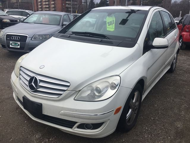 2007 mercedes benz b class white danny sons auto sales. Black Bedroom Furniture Sets. Home Design Ideas