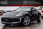 2014 Nissan 370Z Touring Navi Backup Cam Bluetooth Leather Heated Front Seats 19Alloy Rims in Bolton, Ontario