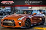 2017 Nissan GT-R Premium AWD 565HP Premium Interior Pkg Brembo Brakes BOSE 20Alloys w/High Performance Tires in Thornhill, Ontario