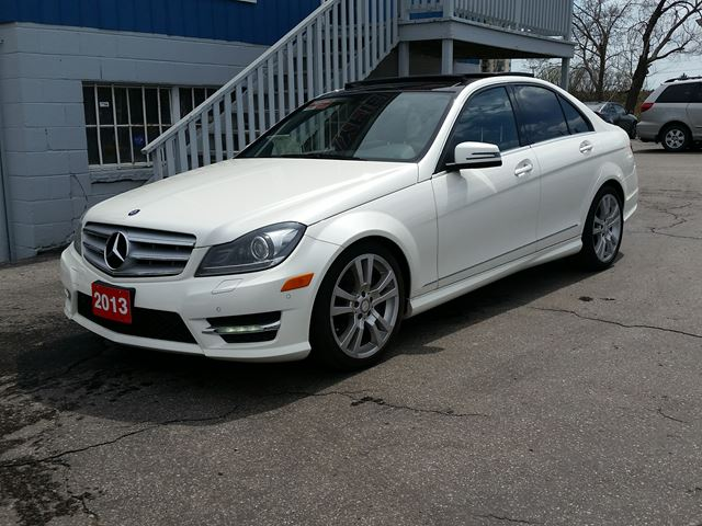 2013 mercedes benz c class c350 4matic navigation for 2013 mercedes benz c350