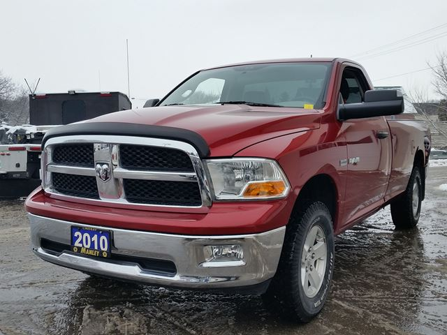 2010 dodge ram 1500 slt red manley motors limited. Cars Review. Best American Auto & Cars Review