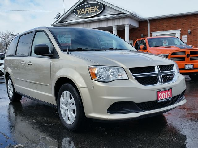 2013 dodge grand caravan sxt paris ontario used car for sale. Cars Review. Best American Auto & Cars Review