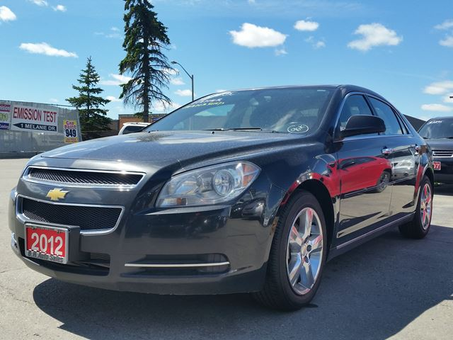 2012 chevrolet malibu lt platinum edition brampton. Black Bedroom Furniture Sets. Home Design Ideas