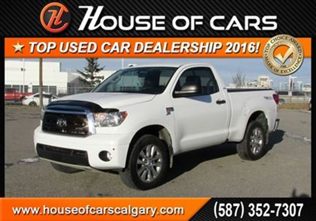2013 toyota tundra 5 7l v8 calgary alberta used car for. Black Bedroom Furniture Sets. Home Design Ideas