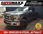 2016 Ford F-150 XLT SuperCrew 4x4! in Calgary, Alberta