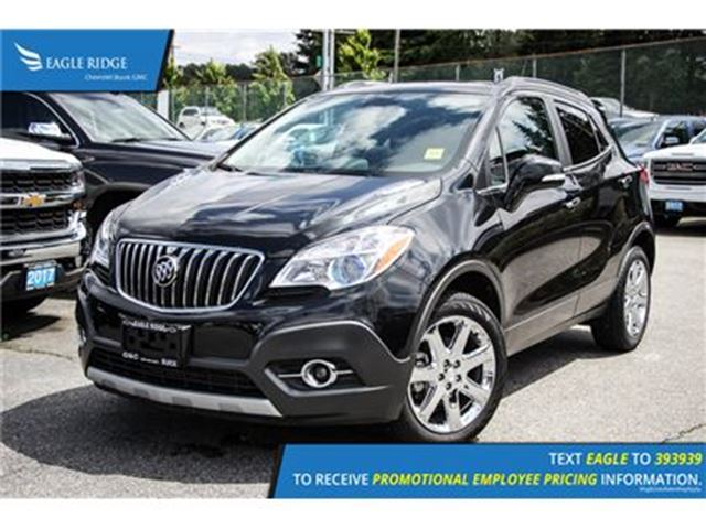 2016 buick encore leather black eagle ridge gm. Black Bedroom Furniture Sets. Home Design Ideas