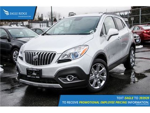 2016 BUICK ENCORE Leather in Coquitlam, British Columbia