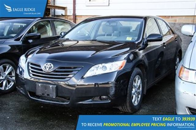 2008 toyota camry se coquitlam british columbia used. Black Bedroom Furniture Sets. Home Design Ideas
