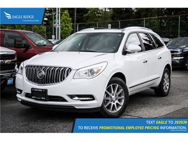 2016 buick enclave leather white eagle ridge gm. Black Bedroom Furniture Sets. Home Design Ideas