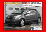 2010 Toyota Yaris CE Hatch Auto 40 000km Certifié in Saint-Jerome, Quebec