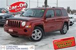 2010 Jeep Patriot NORTH EDITION Only 37,000 km in Ottawa, Ontario