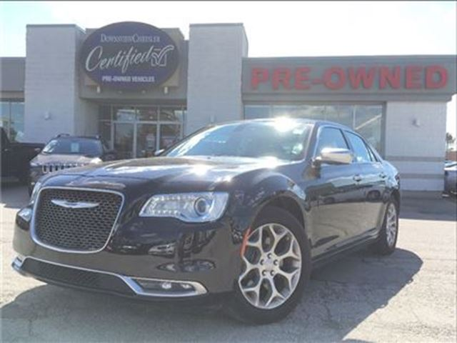 2016 CHRYSLER 300 300C Platinum.   NAVI   ROOF   1 OWNER in Toronto, Ontario