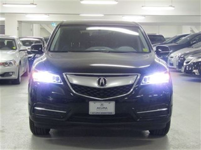 2014 acura mdx no accident acura certified 7yr warranty rear came toronto ontario used car. Black Bedroom Furniture Sets. Home Design Ideas