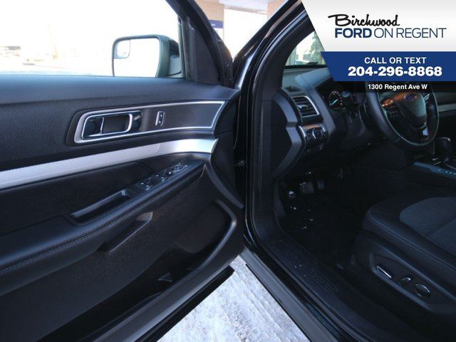 2016 ford explorer xlt 4wd power liftgate winnipeg manitoba used car for sale 2669039. Black Bedroom Furniture Sets. Home Design Ideas