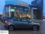 2014 Kia Forte EX, Auto, Air, loaded, one owner, local trade,  in Owen Sound, Ontario