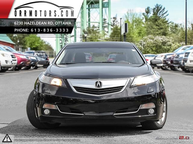 2012 acura tl sh awd stittsville ontario car for sale 2668726. Black Bedroom Furniture Sets. Home Design Ideas
