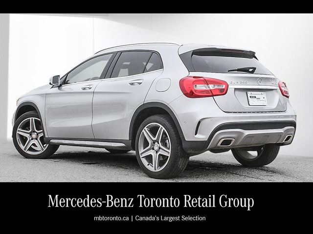 2015 mercedes benz gla250 4matic suv mississauga for 2015 mercedes benz gla250 4matic for sale