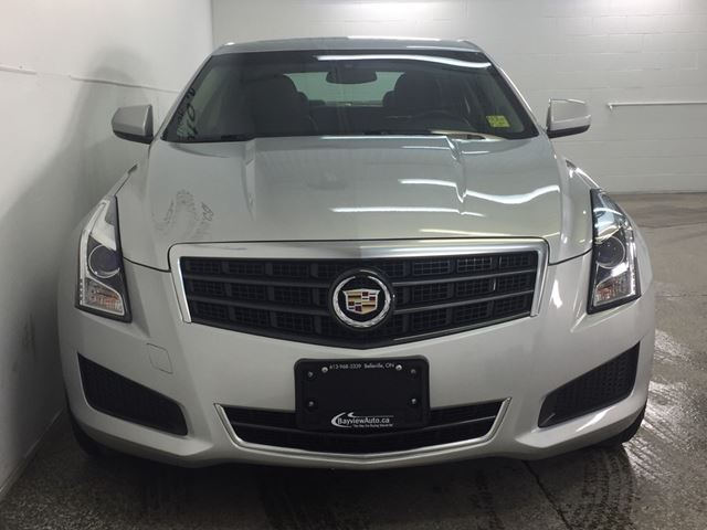 2014 cadillac ats turbo awd sunroof reverse cam bose sound belleville ontario used car. Black Bedroom Furniture Sets. Home Design Ideas