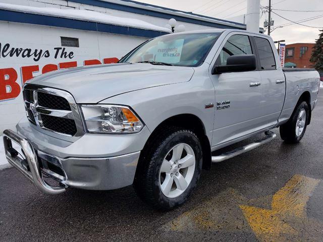 2014 dodge ram 1500 slt quad cab 4x4 5 7l hemi oshawa ontario used car for sale 2668864. Black Bedroom Furniture Sets. Home Design Ideas