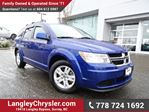 2012 Dodge Journey CVP/SE Plus LOCALLY DRIVEN & ONE PREVIOUS OWNER in Surrey, British Columbia