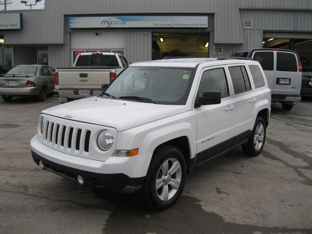 2014 jeep patriot sport north   kingston ontario used car for sale   2669089