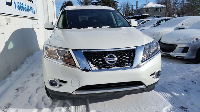 2015 Nissan Pathfinder S North Bay Ontario Used Car For