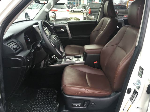 2015 Toyota 4runner Limited Xtra Warranty 120 000kms Cobourg Ontario Used Car For Sale